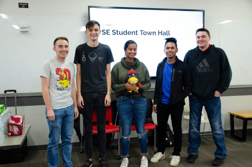 SE Student Advisory Council